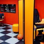 Кабинет маникюра Black Orange Nails фото