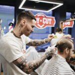 Мужская парикмахерская Boy Cut, улица Льва Толстого, 20 фото