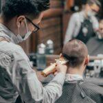 Мужская парикмахерская Старина барбер фото