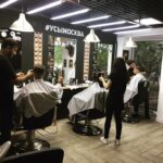 Мужская парикмахерская Усы фото