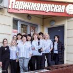Салон-парикмахерская Самая Самая, Грина, 28 фото