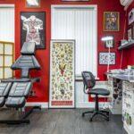 Салон татуировки и пирсинга Тату 3000 фото