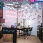 Студия дизайна бровей Brow & Go, Ходынский бульвар, 4 фото